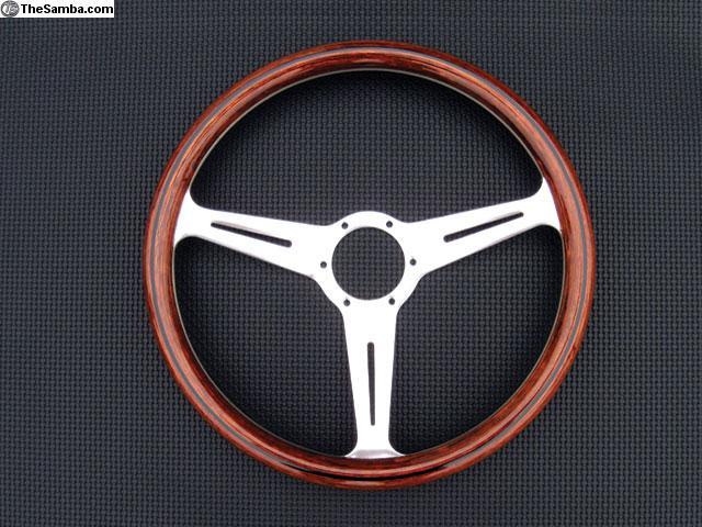 TheSamba com :: VW Classifieds - Nardi Classic Style Wood