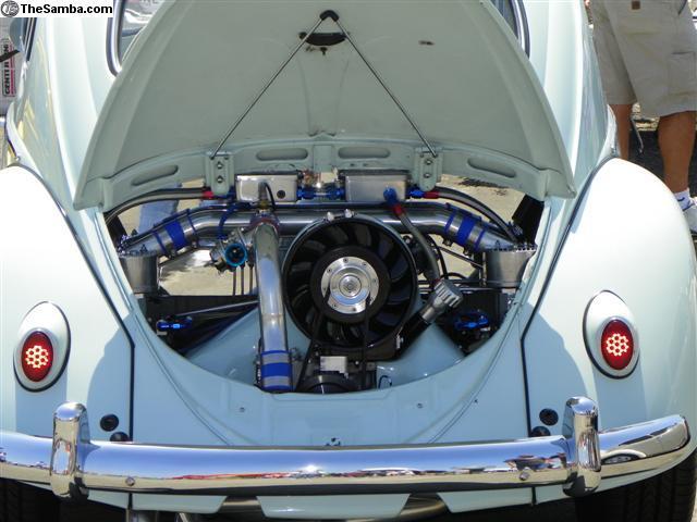 TheSamba com :: VW Classifieds - Powerhaus New 2332cc Turbo
