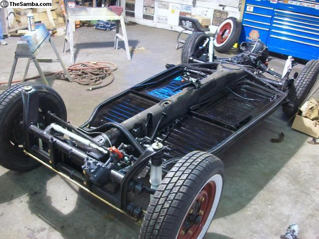 Nice, Clean, Stock U002767 Chassis ...