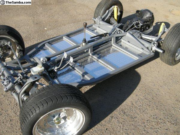 how to build a kit car chassis