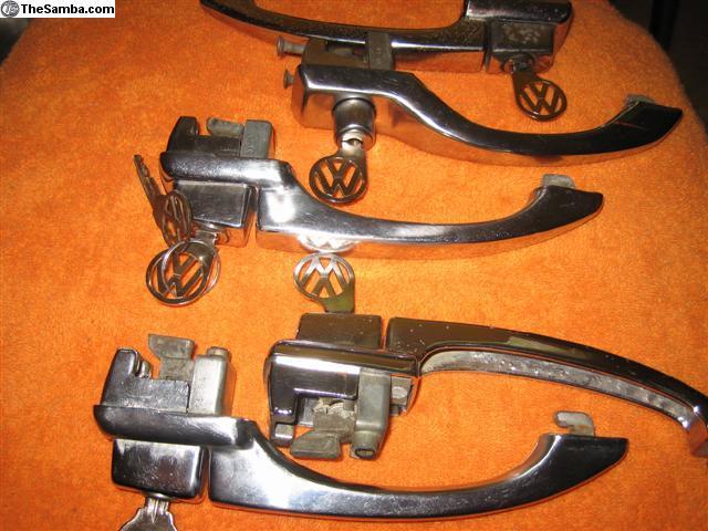 TheSamba.com :: VW Classifieds - 1965 1966 keyed beetle door ...