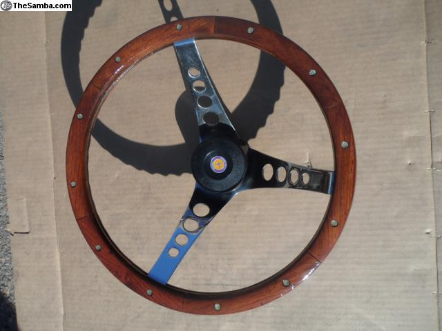 TheSamba com :: VW Classifieds - VW Vintage Wooden Chrome