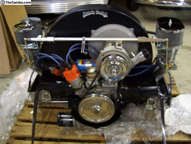 TheSamba com :: VW Classifieds - Strictly Foreign Brand New Engines