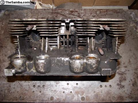 TheSamba com :: VW Classifieds - Porsche 914-4 1 7 Liter Cylinder Heads
