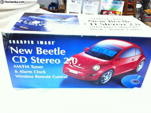 Thesambacom Vw Classifieds Sharper Image New Beetle Cd Radio
