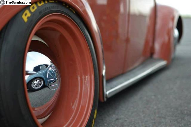 Tire Size Numbers >> TheSamba.com :: VW Classifieds - 4 Lug Deep Dish Wide ORIGINAL Wheels