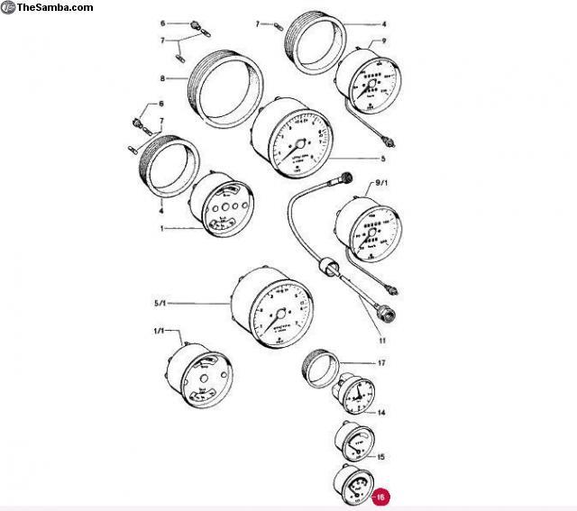 Vdo Instrument Wiring Diagram