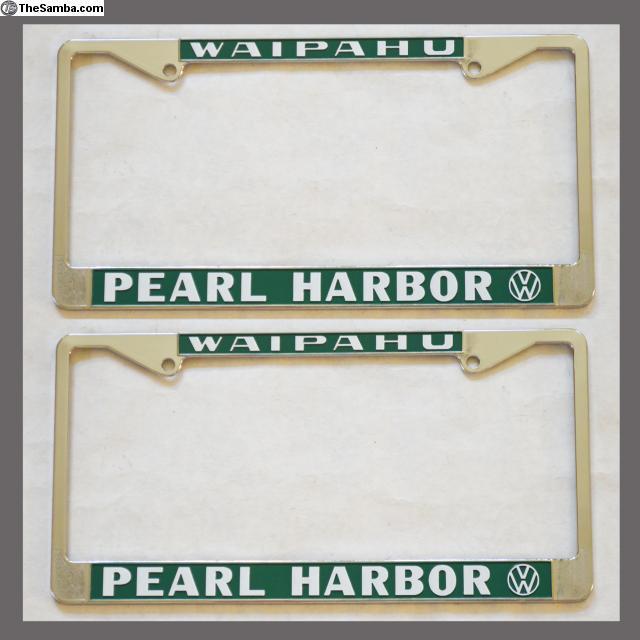 TheSamba.com :: VW Classifieds - 2 Waipahu Pearl Harbor Hawaii ...
