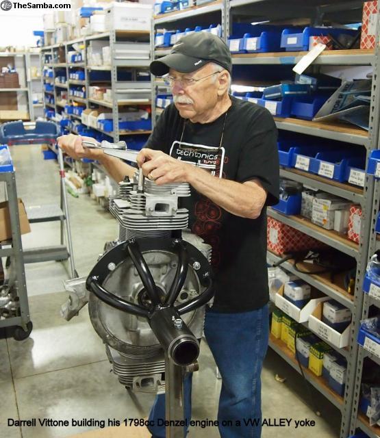 TheSamba.com  VW Classifieds , VW Porsche 4 Arm Engine