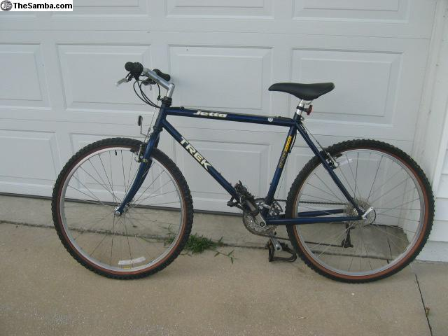 Trek jetta bicycle
