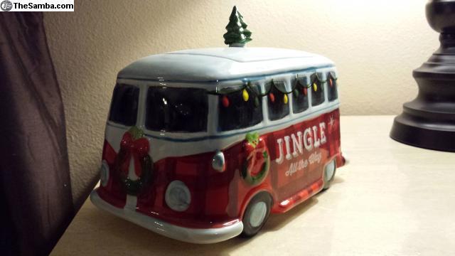 New 13 Window Vw Bus Jingle All