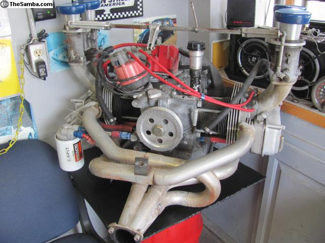 TheSamba com :: VW Classifieds - 2332 Pro Stock Engine     *Trades?*