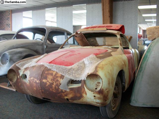 Thesamba vw classifieds vehicles ghia rare 1959 karmann ghia lowlight publicscrutiny Image collections
