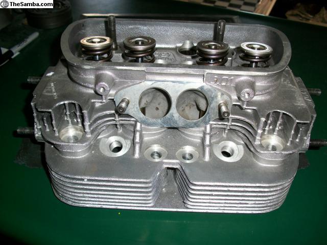 TheSamba com :: VW Classifieds - 041 GO3 Head 39x35 5 Stock Bore