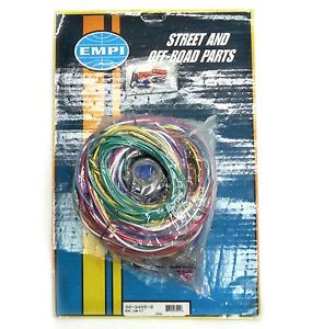 7156577 thesamba com vw classifieds empi dune buggy wire harness