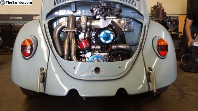 TheSamba com :: VW Classifieds - RLR Turbo Systems