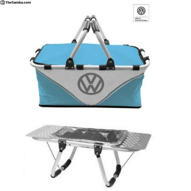 TheSambacom  VW Classifieds  New Portable VW BBQ Now 20 Off