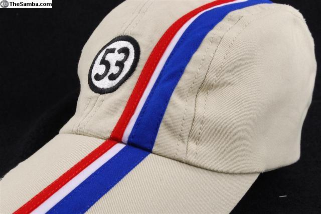 d697daf4 TheSamba.com :: VW Classifieds - Volkswagen Herbie Love Bug Hat ...