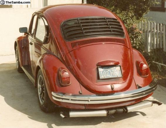 TheSamba.com :: VW Classifieds - [WTB] VW Beetle Rear Window Louvers