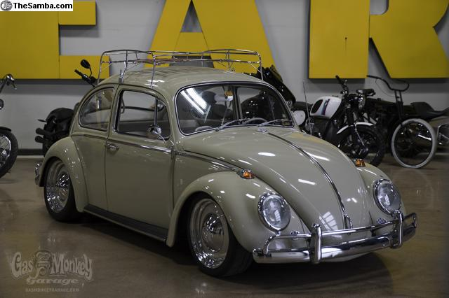 TheSamba com :: VW Classifieds - 1965 Gas Monkey Beetle Fast