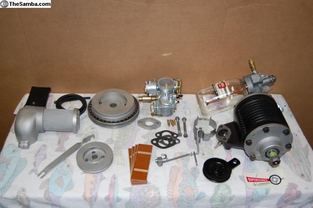 TheSamba com :: VW Classifieds - Judson Supercharger Kit for 40HP VW