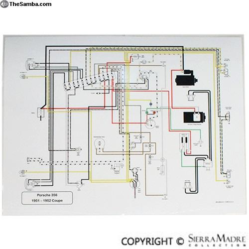 7418948 thesamba com vw classifieds full color wiring diagram, 356 porsche 356 wiring diagram at bayanpartner.co