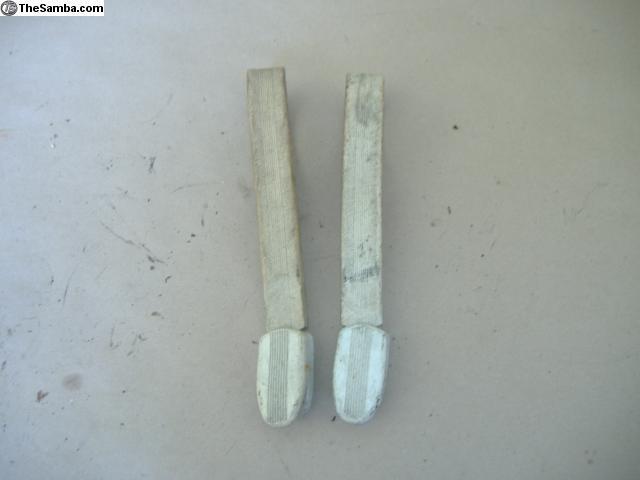 TheSamba com :: VW Classifieds - VW Bug assist straps white