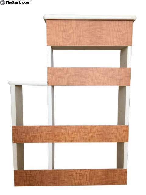 Westfalia SO42 Spice Rack with Matching Wood Lid C9608