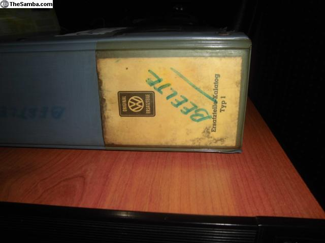 TheSamba com :: VW Classifieds - Used T1 Parts List Suplement 3