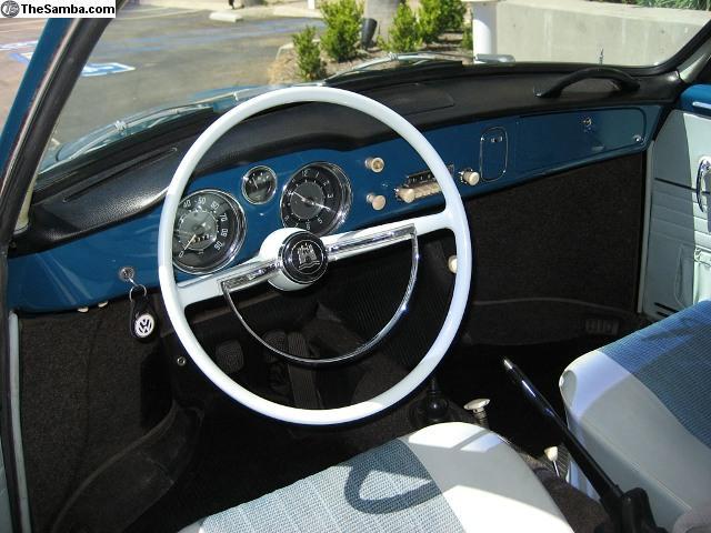 TheSamba com :: VW Classifieds - [WTB] 1961-1966 Ghia dash pad