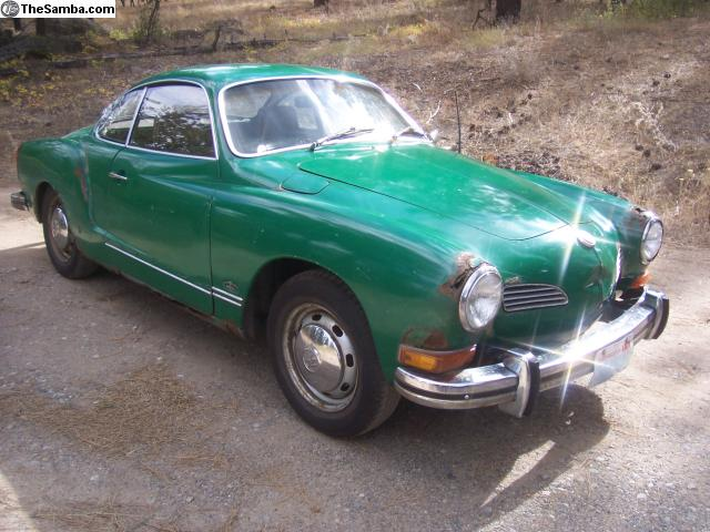 Thesamba vw classifieds 1973 volkswagen karmann ghia photo publicscrutiny Image collections