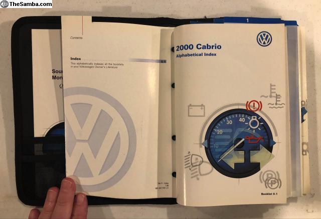 thesamba com vw classifieds vw 2000 vw cabrio owners manual rh thesamba com 2001 volkswagen cabrio owners manual pdf 2002 volkswagen cabrio owners manual pdf