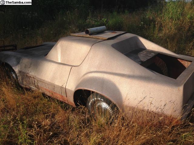 TheSamba com :: VW Classifieds - VW Fiberglass Full Body Kit