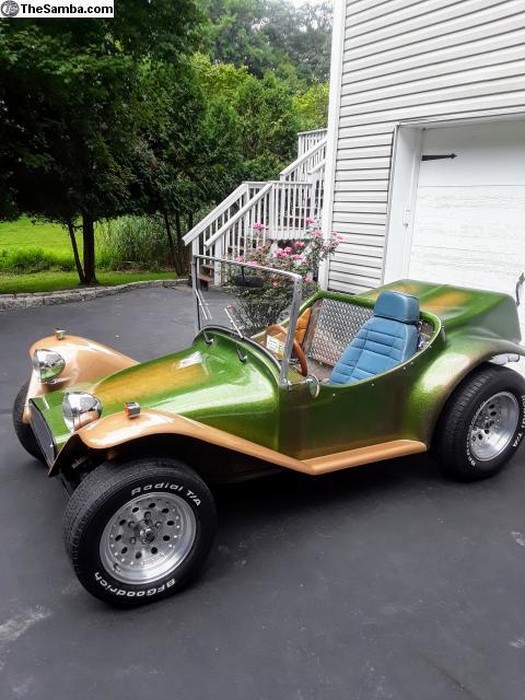 TheSamba com :: VW Classifieds - 1959 Berry Mini T Dune Buggy