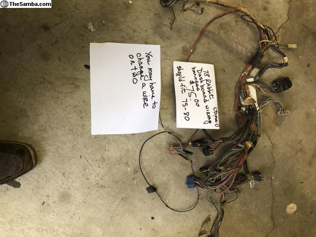 Rabbit Wiring Harness. . Wiring Diagram on