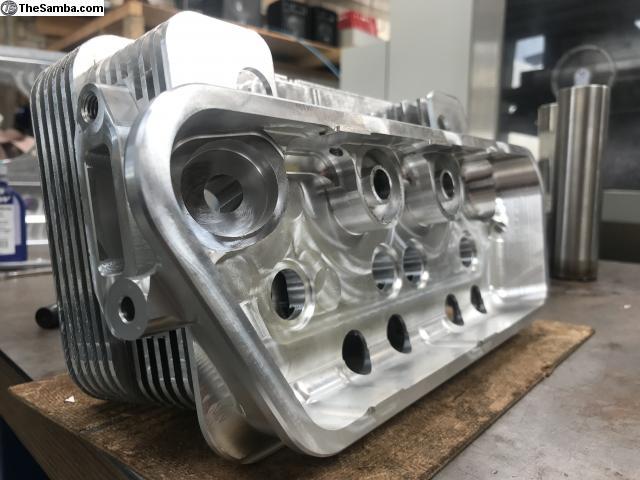 TheSamba com :: VW Classifieds - Billet 356 Cylinder heads