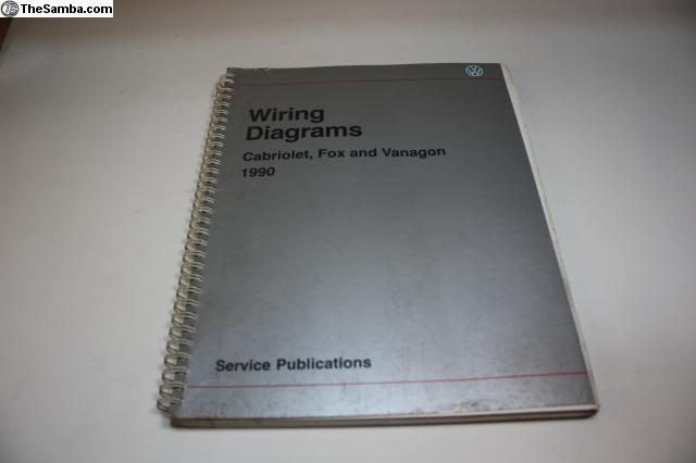Thesamba Com Vw Classifieds 1990 Wiring Diagrams Cabrio Fox Vanagon