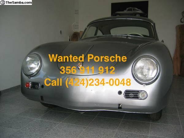 TheSamba com :: VW Classifieds - [WTB] Wanted Porsche 356