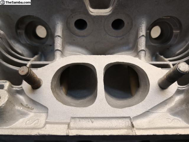TheSamba com :: VW Classifieds - Big D dual port cylinder head vw