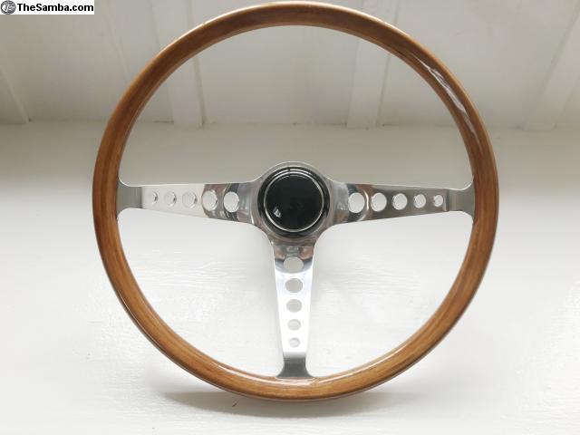 TheSamba com :: VW Classifieds - Speedwell Wood Steering