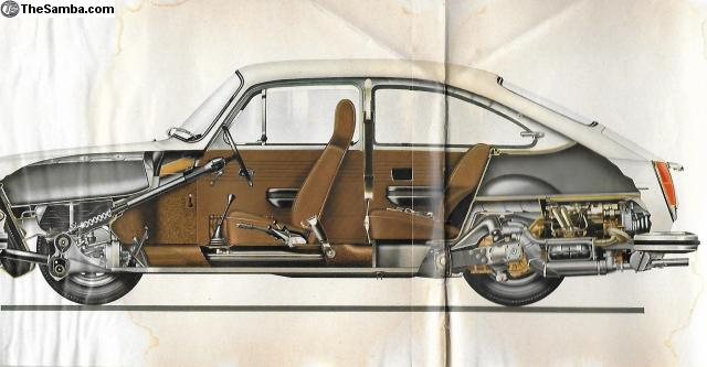 TheSamba com :: VW Classifieds - 1970 Type III T3 Owner's