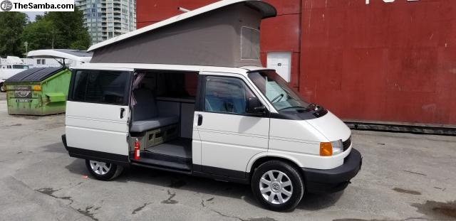 TheSamba com :: VW Classifieds - US eligible 1993 VW Eurovan