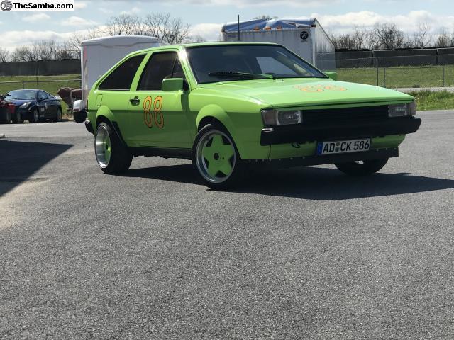 TheSamba com :: VW Classifieds - 1983 VW Scirocco - German Built