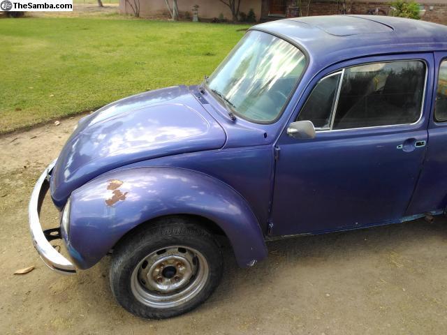 TheSamba com :: VW Classifieds - 1973 Super Beetle (parts or