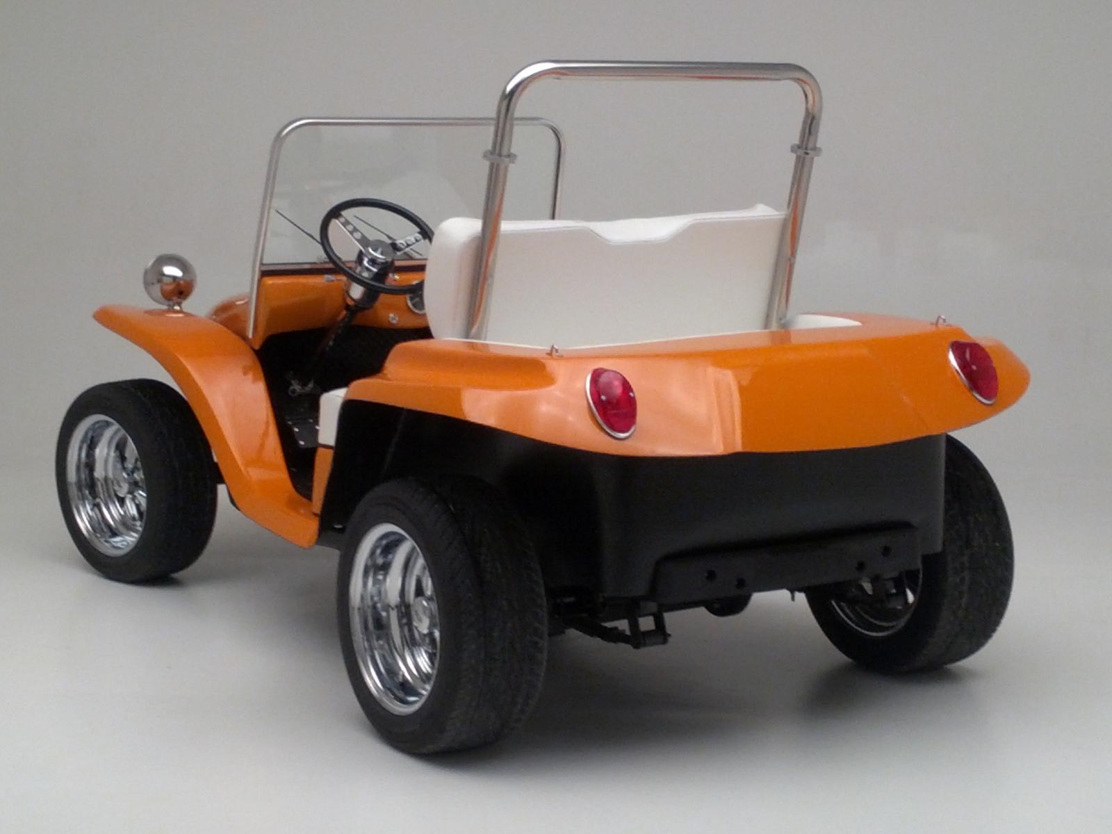 TheSamba.com :: Gallery - Dune Buggy Golf Cart Project on