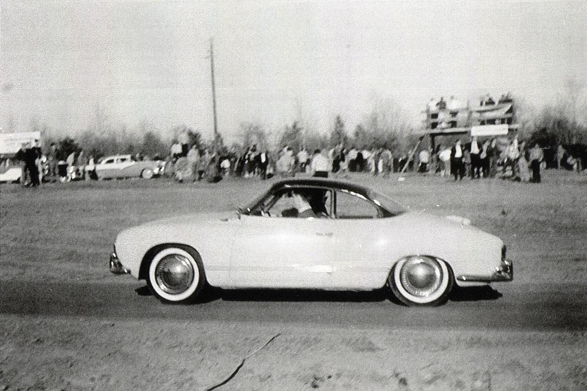 Edmondson Ghia Race Day