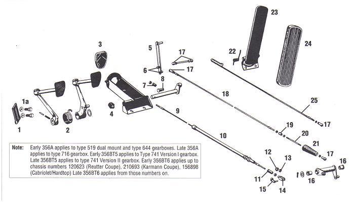 stoddard throttle parts