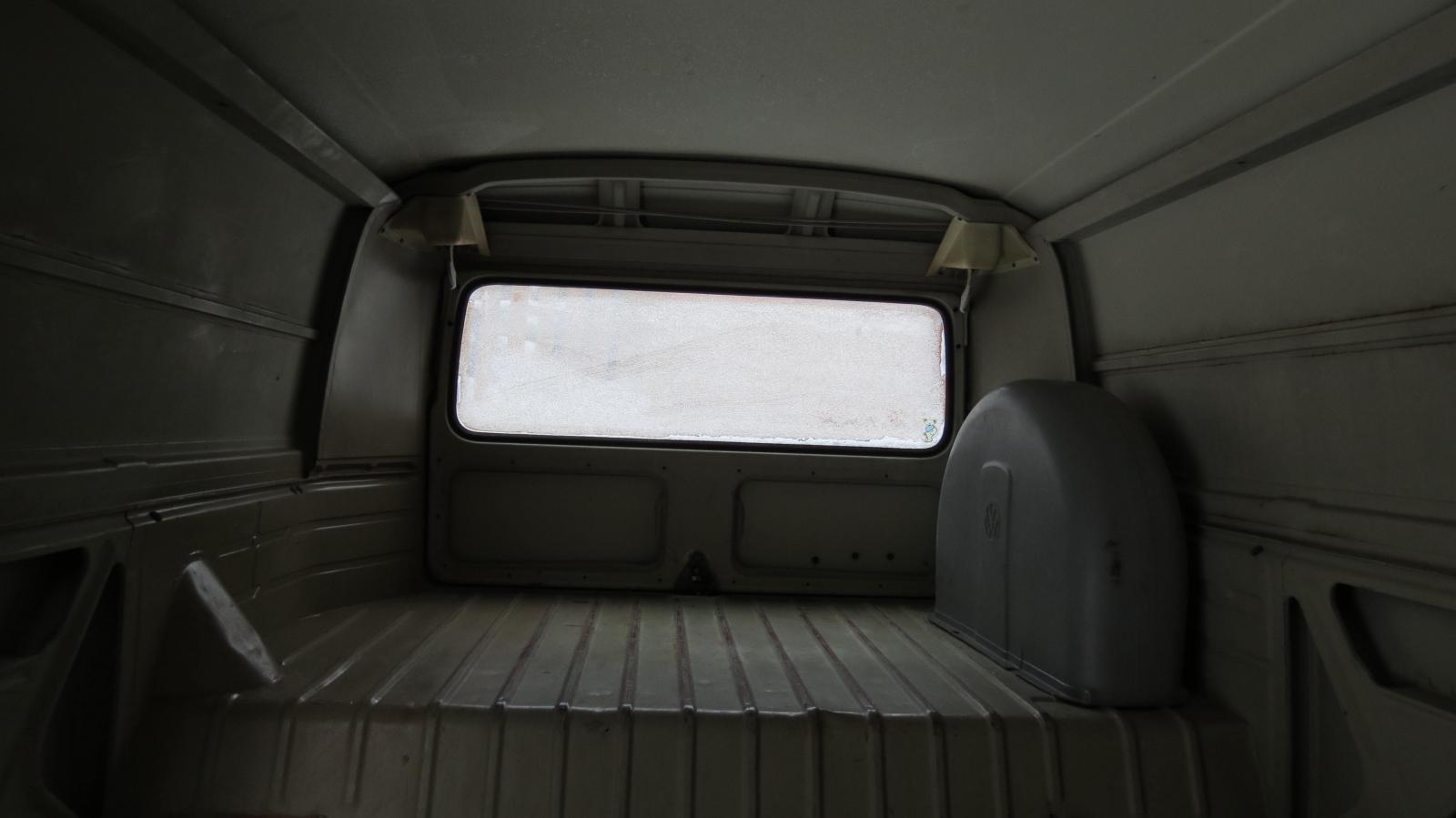 '71 Panelvan