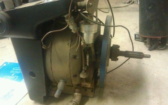 800HP Go Power Engine Dyno