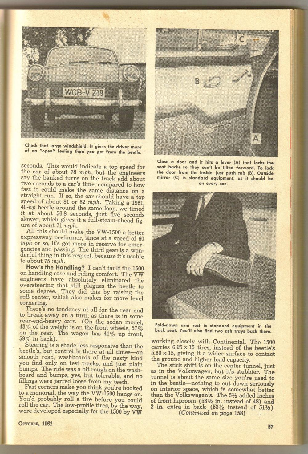 Type 3 article - Science and Mechanics - October, 1961